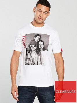 replay-nirvana-photo-print-t-shirt