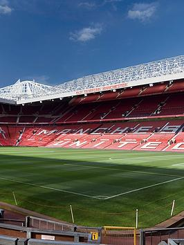 virgin-experience-days-fathers-day-family-tour-of-man-utd