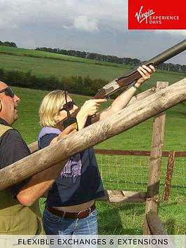 virgin-experience-days-fathers-day-clay-pigeon-shooting-for-2
