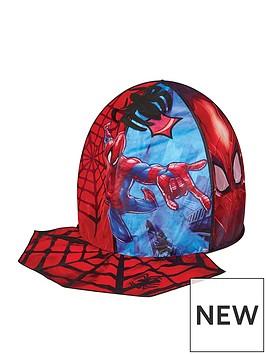 spiderman-pop-up-tent