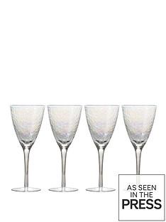 set-of-4-iridescent-wine-glasses