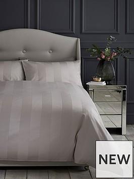 silentnight-wide-sateen-stripe-100-cottonnbspduvet-cover-set