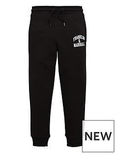 franklin-marshall-boys-logo-jogger