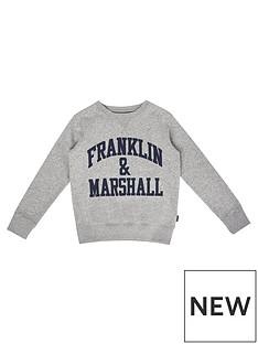 franklin-marshall-boys-logo-sweater