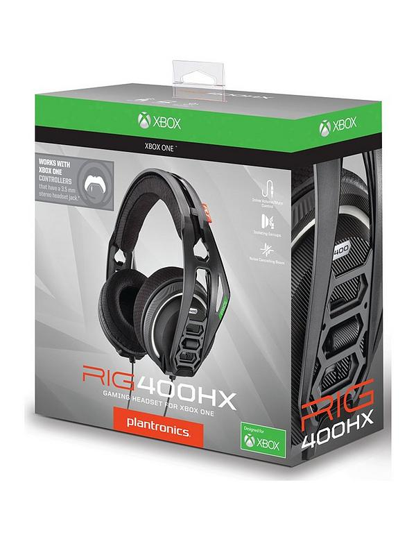 RIG 400HX Stereo Gaming Headset for Xbox One with Prepaid Dolby Atmos® Activation Code Included*