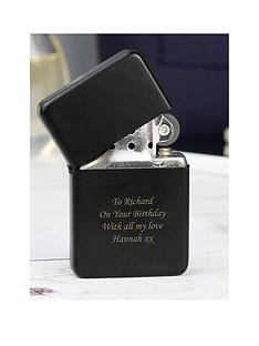 the-personalised-memento-company-personalised-black-lighter