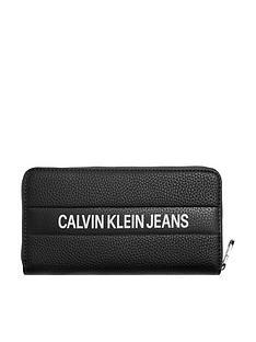 calvin-klein-calvin-klein-logo-banner-large-ziparound-purse