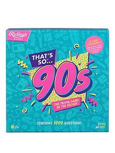 ridleys-thatrsquos-so-90rsquos-quiz