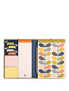 orla-kiely-sketchbook-amp-sticky-note-set