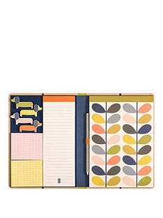 orla-kiely-sketchbook-sticky-note-set
