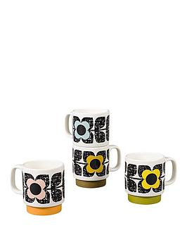orla-kiely-stacking-mugs-set-of-4-scribble-square-flower