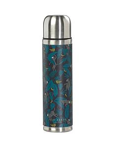 ted-baker-black-brogue-monkiannbsp500mlnbspflask