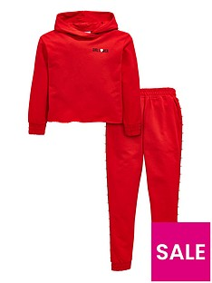 mini-v-by-very-girls-red-pearl-taped-jogger-outfit