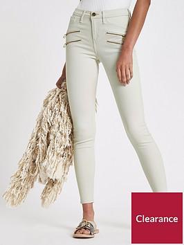 river-island-molly-skinny-jeans-ecru