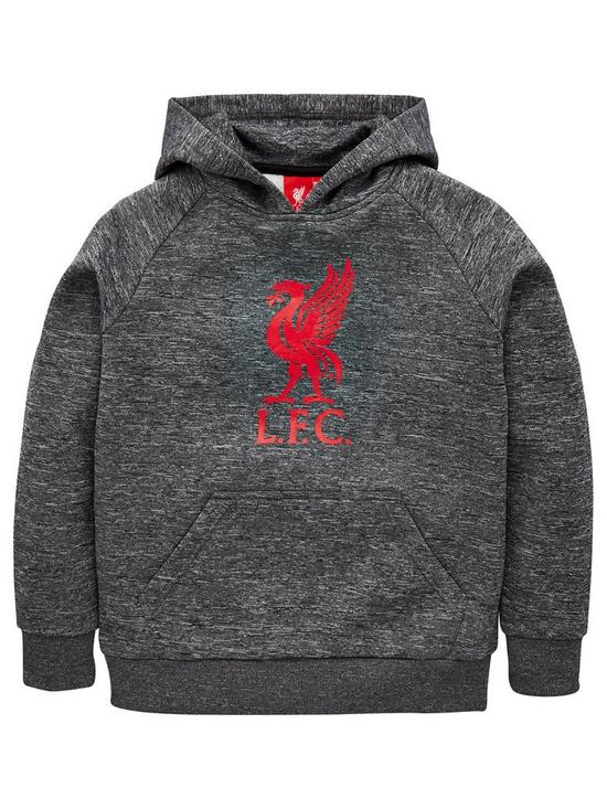 bc194823190 Liverpool FC Source Lab Liverpool Fc Junior Over Head Hoody