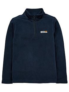 regatta-boys-hot-shot-fleece-navynbsp