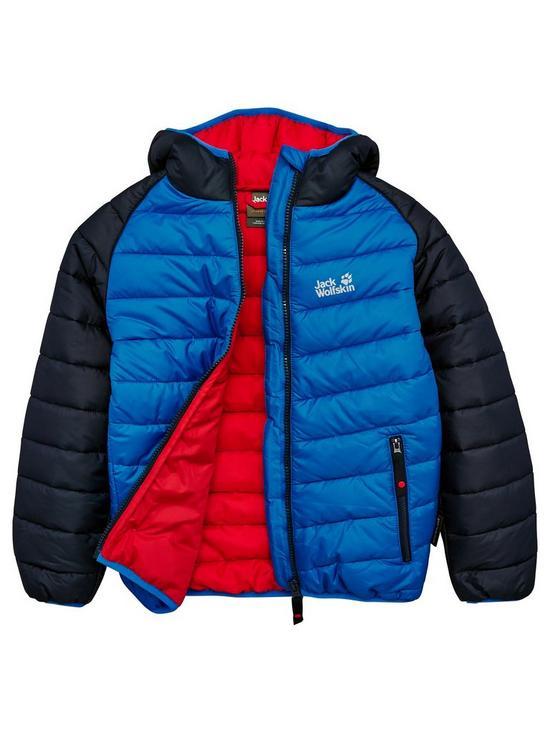 8ab7391469 Jack Wolfskin Kids Zenon Jacket | very.co.uk