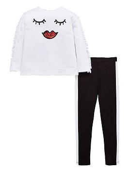 mini-v-by-very-girls-sequin-face-top-amp-legging-outfit