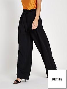 ri-petite-wide-leg-trousers-black