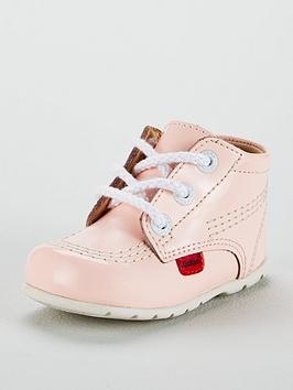 kickers-kickers-infant-girls-kick-hi-bootienbsp--light-pink