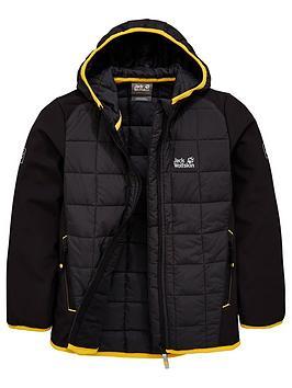 jack-wolfskin-grassland-hybrid-jacket-black