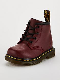 dr-martens-infant-8-lace-up-boots-cherry-red