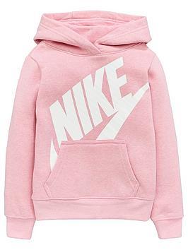 nike-younger-girls-futura-fleece-hoodie