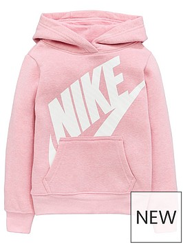 nike-younger-girls-futura-fleece-hoodie