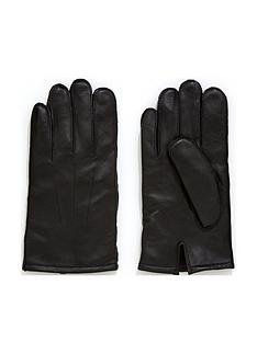 v-by-very-black-leather-smart-gloves