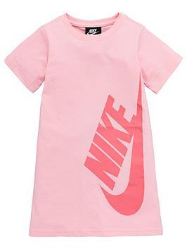 nike-younger-girls-nswnbspt-shirt-dress-pink