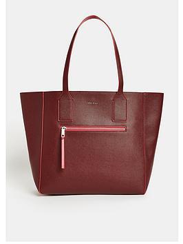 Jack Wills Jack Wills Rothlay Damson Shopper Tote Bag