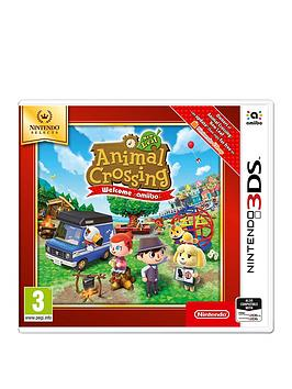 Nintendo 3Ds Animal Crossing New Leaf: Welcome Amiibo Select - 3Ds