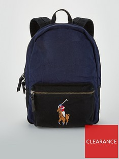2f89faeab636 Polo Ralph Lauren Pp Backpack