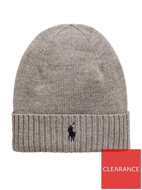 105f8d15125 Polo Ralph Lauren Merino Wool Hat