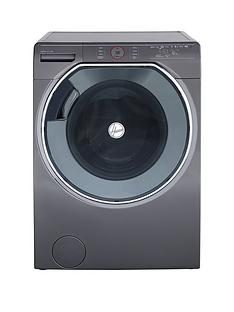 Hoover Axi AWDPD6106LHR110kg Wash, 6kgDry, 1600 Spin Washer Dryer - Graphite