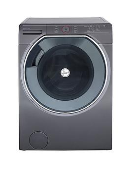 Hoover Axi Awdpd6106Lhr1 10Kg Wash, 6Kg Dry, 1600 Spin Washer Dryer With Ai Technology - Graphite