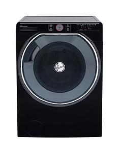Hoover Axi AWMPD69LH7B 9kg Load, 1600 Spin Washing Machine with AI technology - Black