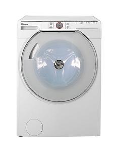 Hoover Axi AWMPD69LHO7 9kg Load, 1600 Spin Washing Machine with AI technology - White
