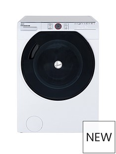 Hoover Axi AWMPD610LH8 10kg Load, 1600 Spin Washing Machine - White/Tinted