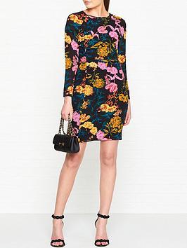 whistles-digital-bloom-print-bodycon-dress-multicolour