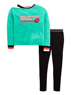 v-by-very-girls-2-piece-brooklyn-sweat-top-and-leggings-outfit-greenblack