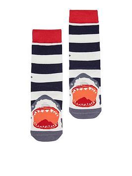 joules-boys-stripe-shark-socks