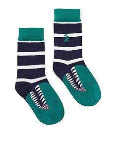 joules-boys-stripe-dinosaur-socks