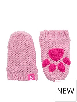 joules-baby-girl-paw-mittens