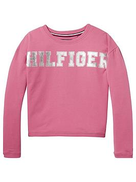 tommy-hilfiger-girls-foil-print-sweat