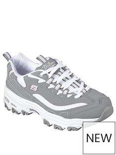 skechers-dlites-biggest-fan-trainer-grey