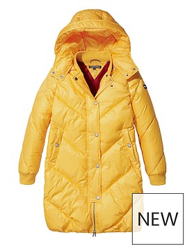 tommy-hilfiger-girls-chevron-padded-coat
