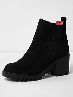 river-island-chunky-boot-black