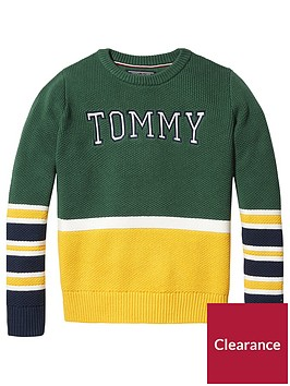 tommy-hilfiger-boys-colour-block-knitted-jumper-greenyellow
