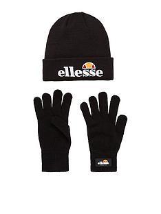 ellesse-hat-glove-gift-set